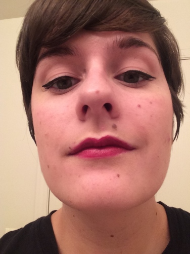 How To Lip Liner And Bold Lipstick Katefish